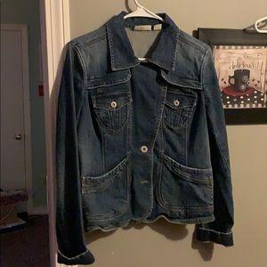 DKNY Women's Jean jacket